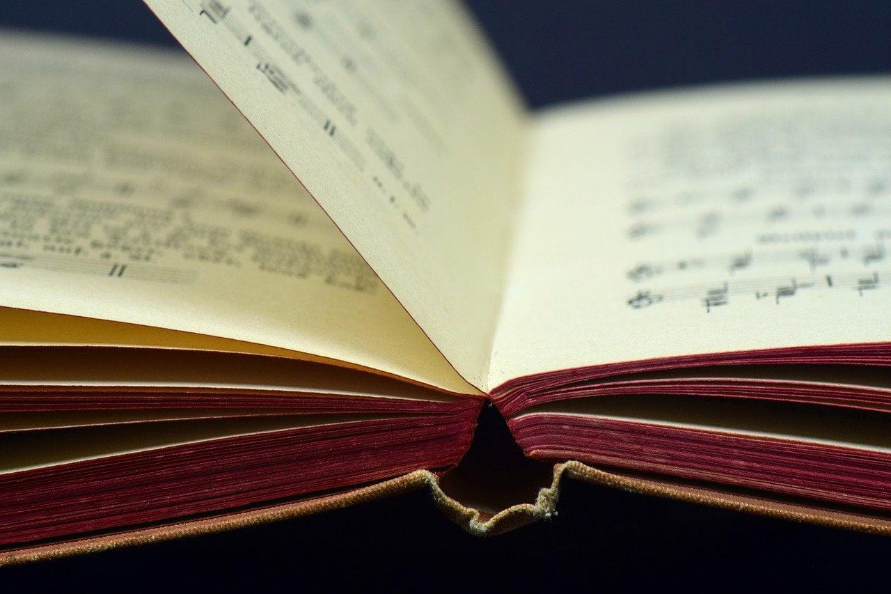 book, literature, paper